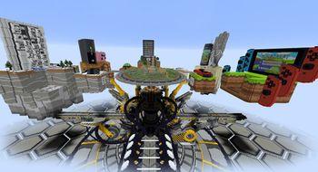Minecraft har fått en av sine største oppdateringer noensinne