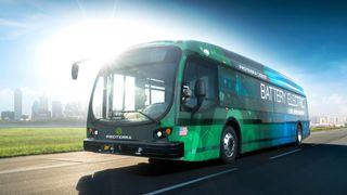 Ingen elbil har kjørt så langt på én lading som denne bussen