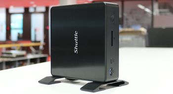 Test: Shuttle XPC nano NC03U3