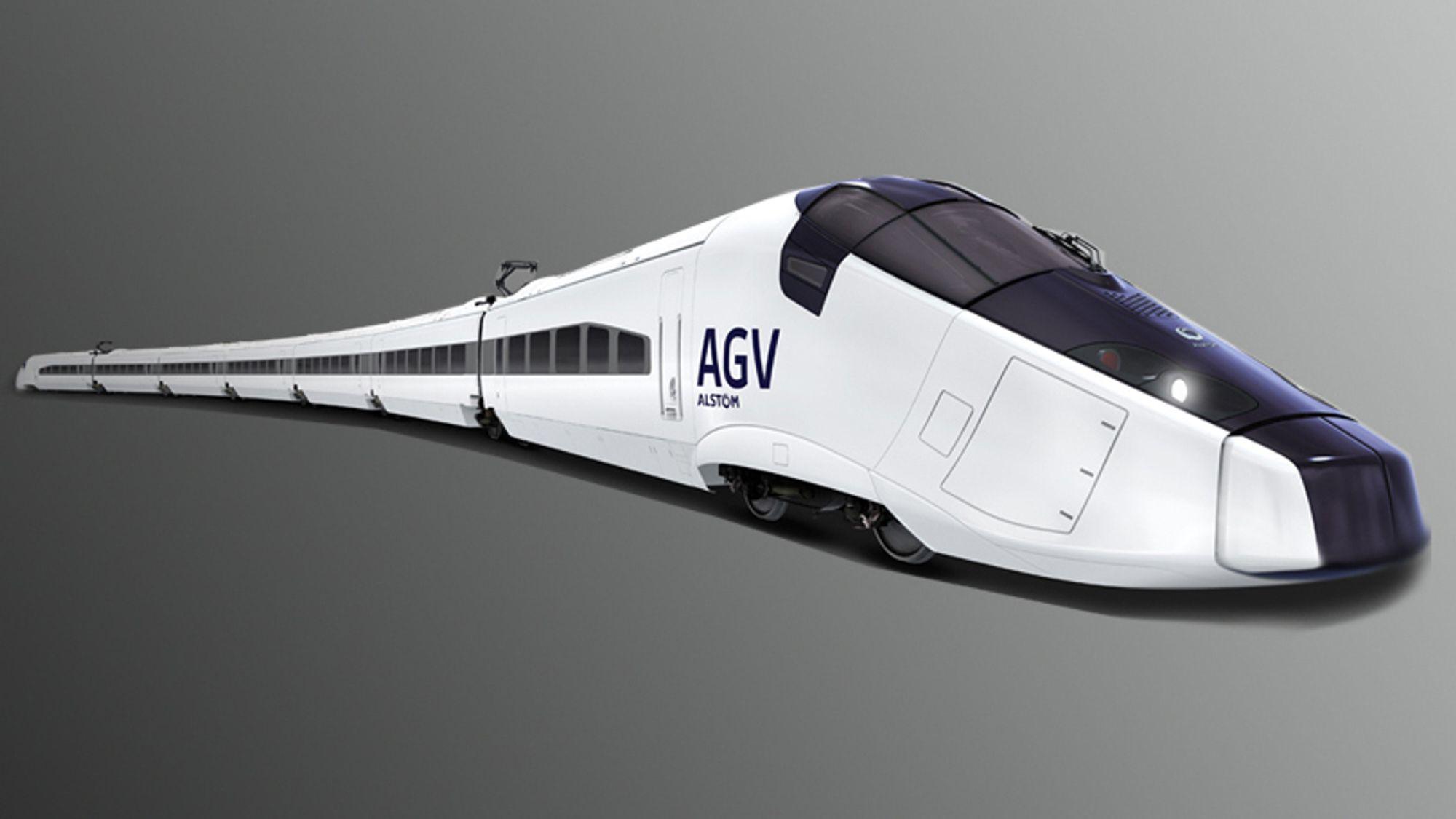 Transportdivisjonene til Siemens Mobility og Alstom slår seg sammen.