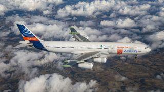 Her testes teknologien europeisk flyindustri mener vil gi et vinge-gjennombrudd