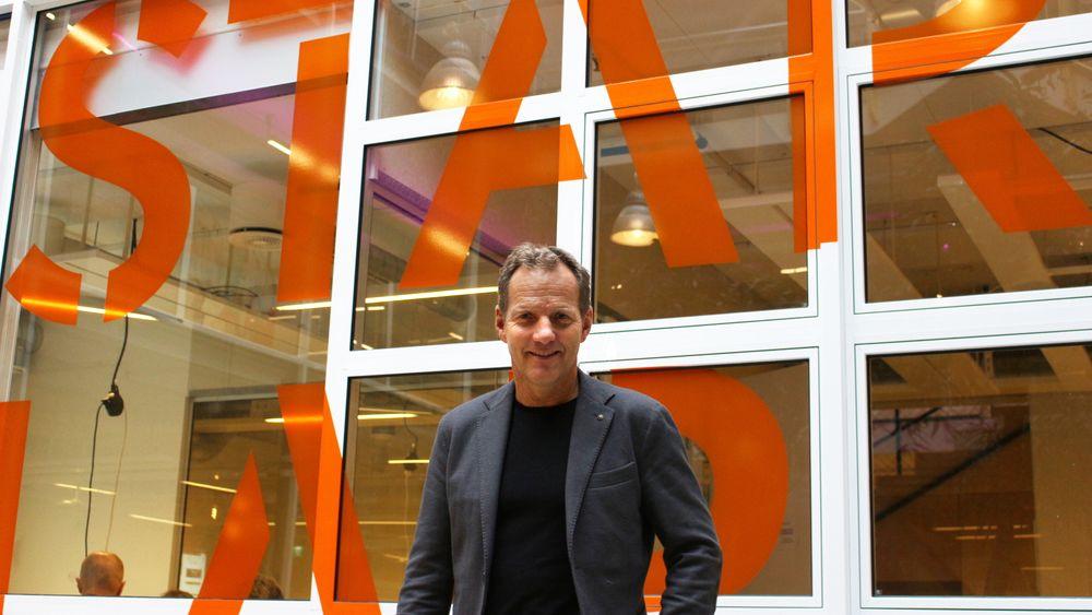 Rolf Assev i Startup Lab.