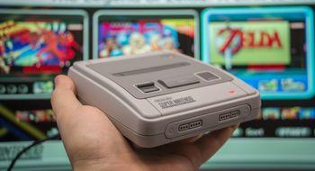 SNES Classic SNES Classic er nøyaktig den nostalgibomben vi håpet den skulle være