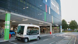 Nå blir det lov å teste ut selvkjørende kjøretøy på norske veier