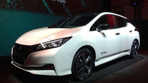 Nissan avholdt den europeiske Leaf-lanseringen i Oslo, et nikk til at Norge er elbilland nummer én.