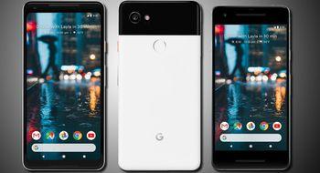 – Dette er Pixel 2 og Pixel 2 XL