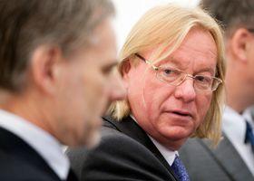 Berge Gerdt Larsen - her under en rettssak i 2012.
