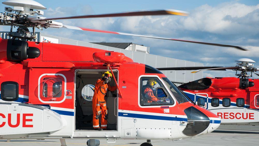 Statoil og CHC Helikopter Service har i høst mottatt de to siste av til sammen sju rednignshelikoptre av typen Sikorsky S-92A.