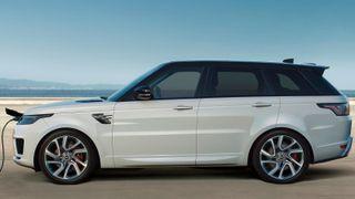 Norgessjefen håper ladbar Range Rover vil bli en avgiftsvinner