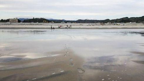 Sandstrand 100 kilometer fra Fukushima er mer radioaktiv enn området utenfor kraftverket