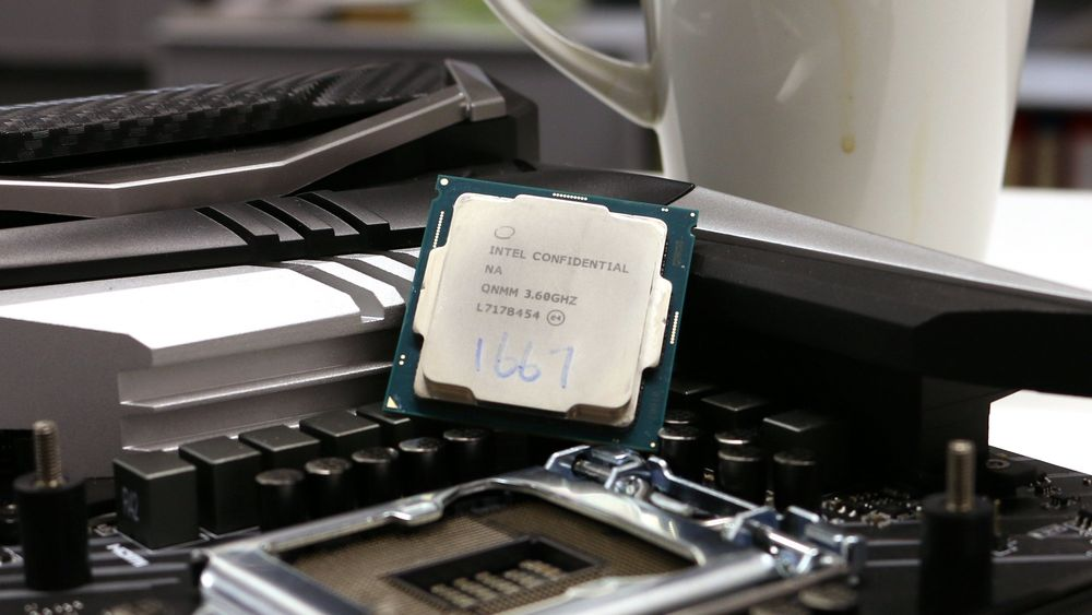 TEST: Intel Core i5-8600K