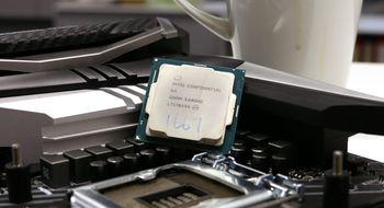 Test: Intel Core i5-8600K