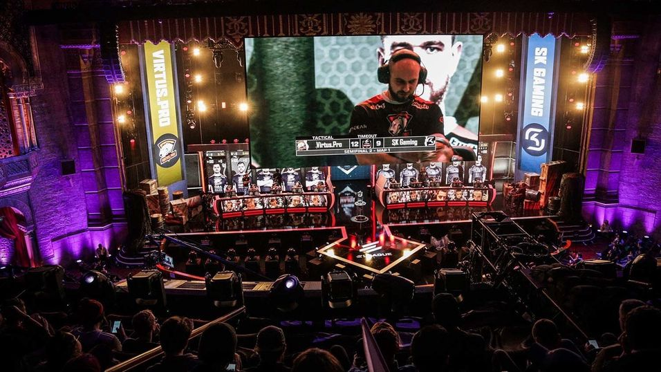 E-SPORT: Neste major i Boston