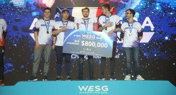 Snart starter kvalifisering til WESG