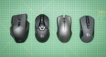 Test: Logitech G403 Prodigy Wireless Mouse