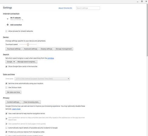 Slik var det å bruke Chrome OS for første gang - Tek.no