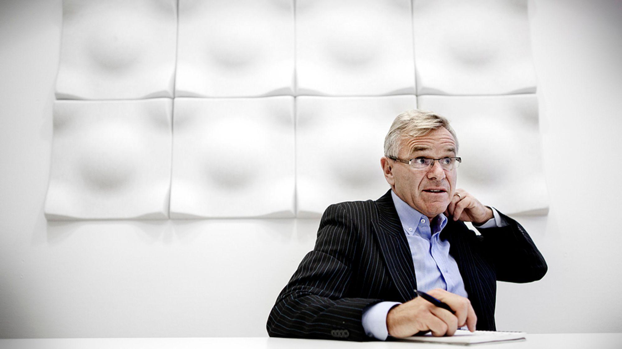 Terje Osmundsen, tidligere Scatec Solar-direktør, skal nå hjelpe norske teknologiprosjekter som kan lykkes med å gi fornybar energi til utviklingsland.