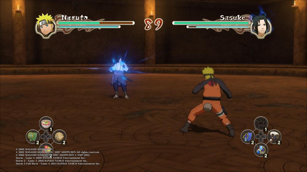 Ultimate Ninja Storm-spillene fungerer ypperlig for å lære seg tankegangen bak slåssespill, uten at man må vri hodet sitt rundt kompliserte spesialangrep og knappekombinasjoner.