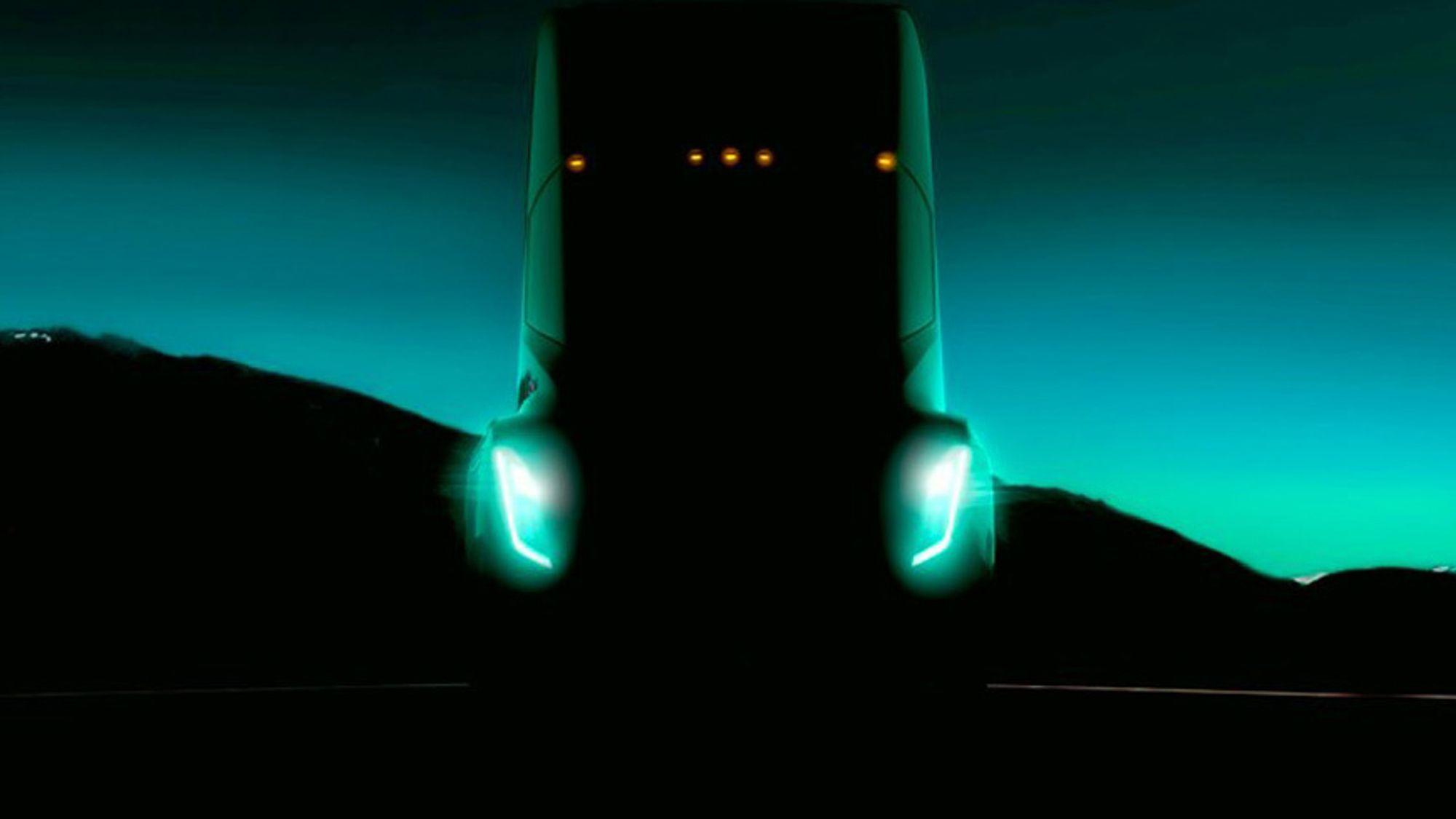 Tesla Semi Truck lanseres fredag: Dette vet vi