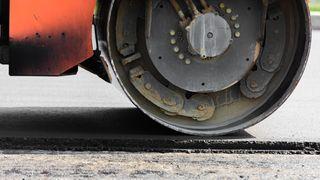 Måtte kutte fartsgrensen på fylkesveien etter asfaltering