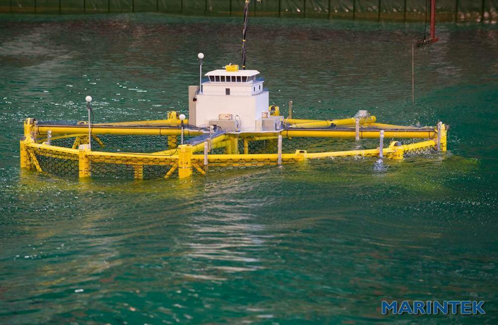 Utviklingen av ny teknologi for utnyttelse av havet kan ikke gjøres uten laboratorier. Dagens havbasseng på Tyholt er nedslitt og vil kreve omfattende oppgradering.