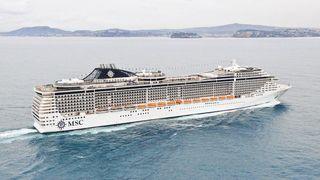 Nå er cruiserederiene klare for landstrøm - Bergen kan bli tredje havn ut i Europa