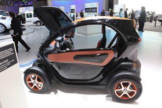 Seat Minimo er ikke radikalt forskjellig fra Renault Twizy.