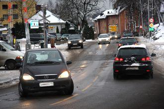 Utslipp fra biler med forbrenningsmotor faller ikke inn under kvotesystemet.
