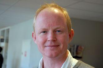 Lars Haltbrekken sitter i energi- og miljøkomiteen på stortinget for SV.