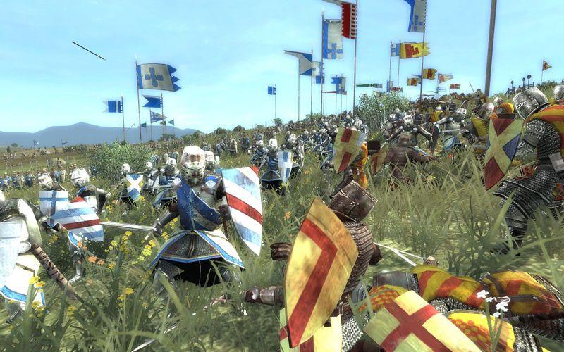Скачать патчи для Medieval 2: Total War.