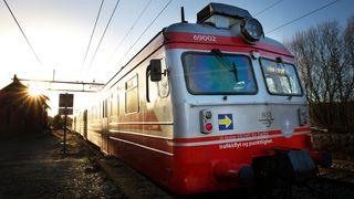 Tester nytt togsignalsystem, ERTMS.