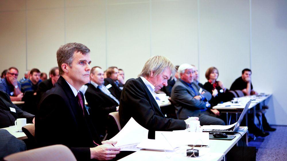 Tidligere toppsjef i Statoil, Helge Lund, måtte håndtere en svært vanskelig krise under terrorangrepet på gassanlegget In Amenas i 2013.
