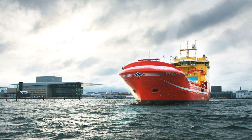 Viking Lady ble vist fram på klimatoppmøtet i København i 2009. Skipet og forskningen vil stå igjen som en bauta over norsk utvikling for mer  miljøvennlig skipsfart..