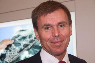 Tidligere konserndirektør Tor E. Svensen i DNV GL er nå ansatt i RCCL som sjef for marin teknologi.