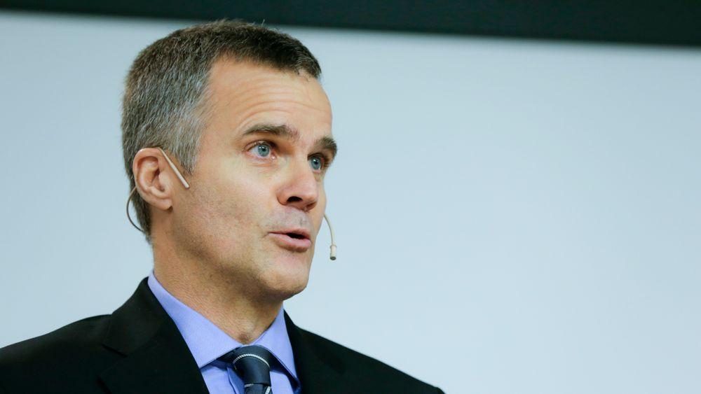 Helge Lund blir ny styreleder i BP.