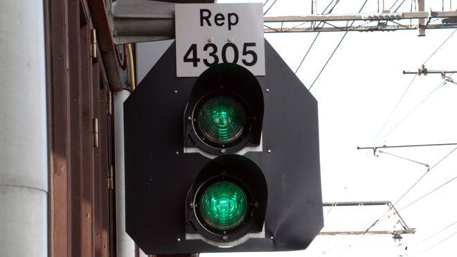 T-bane signalene viste grønt da de skulle vist rødt: Kunne ført til kollisjon