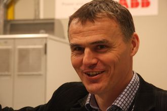 Anders Valland, forskningssjef  for energisystemer ved Sintef Ocean.
