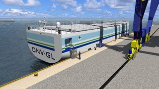DNV GL: Konkurransekraft er den viktigste driveren for innovasjon til sjøs