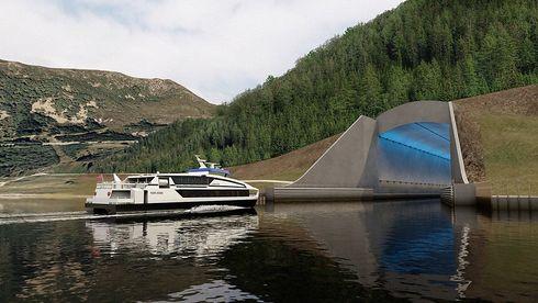 - Hvert skip som går gjennom Stad skipstunnel vil koste samfunnet 26.000 kroner i 40 år