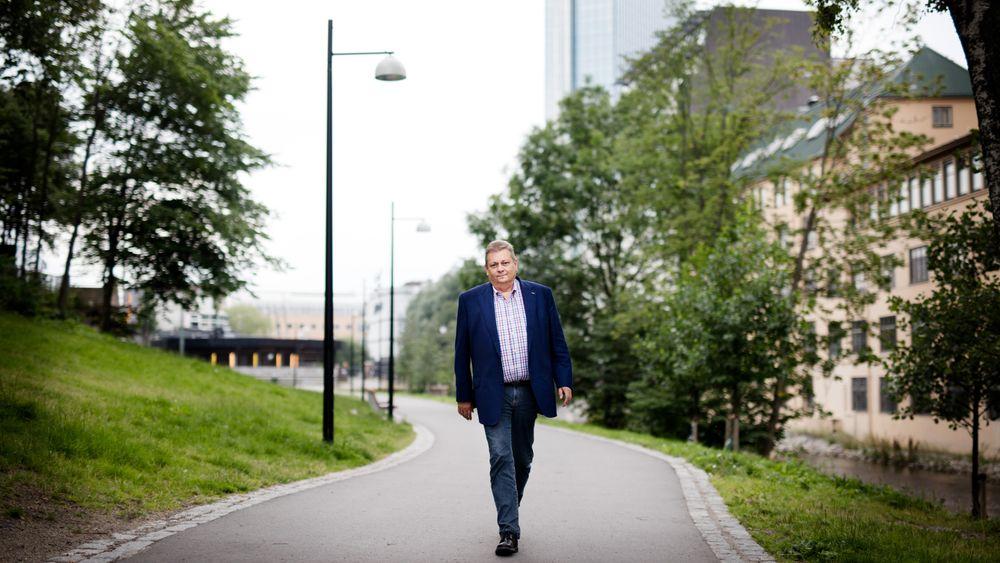 Trond Markussen er president i Nito.