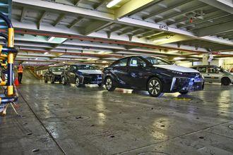 Det er fortsatt rom for hydrogen i Toyotas nullutslippsfremtid.