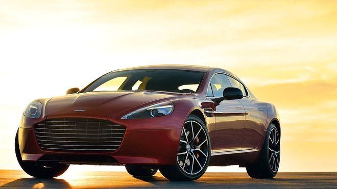 Autocar: Aston Martin dropper Rapide E