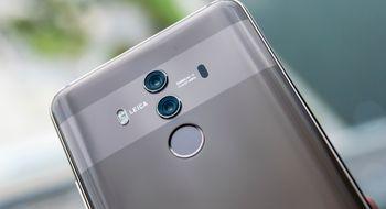 Huawei Mate 10 Pro Huawei Mate 10 Pro imponerer