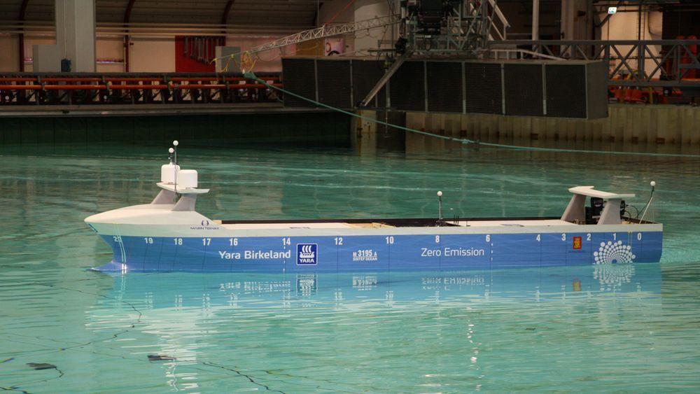 Forskningssenteret på Tyholt har betydd mye for Norges posisjon som maritim stormakt. Nå skal den sikres med et nytt Ocean Space Centre. Det elektriske og autonome fartøyet Yara Birkeland er testet og utviklet på Tyholt.
