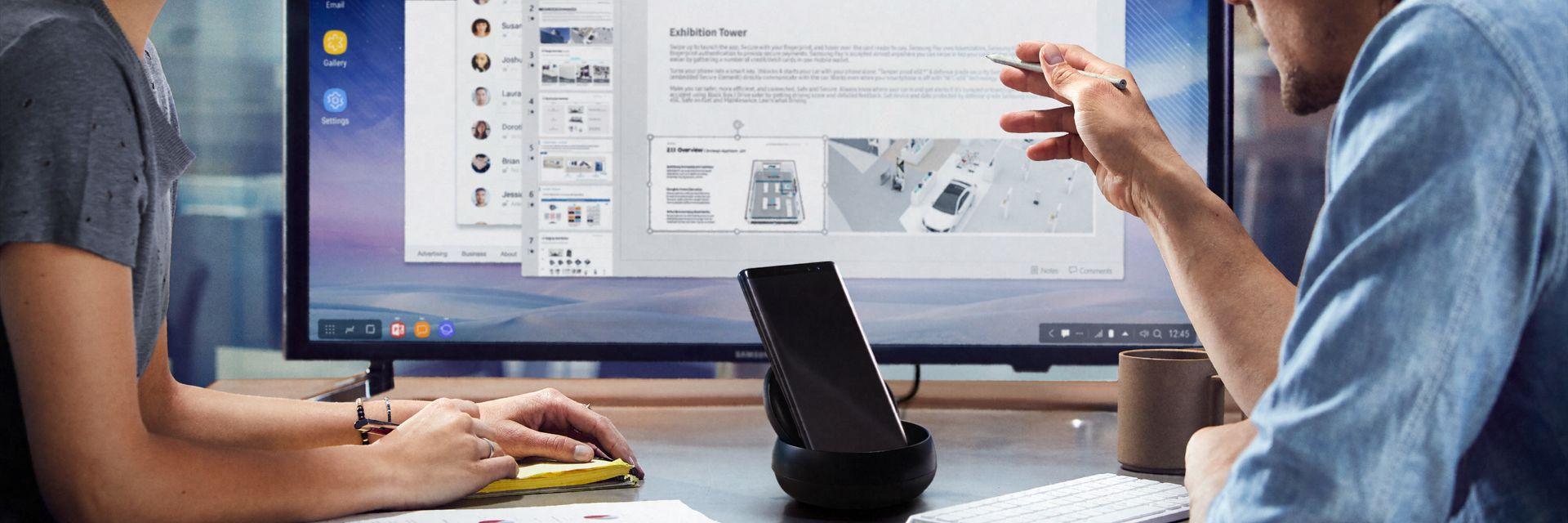 Stadig flere bedrifter satser mer og mer på mobilen som det viktigste verktøyet.