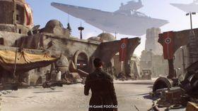 På E3 2016 fikk vi en ørliten kikk på Viscerals Star Wars-spill.