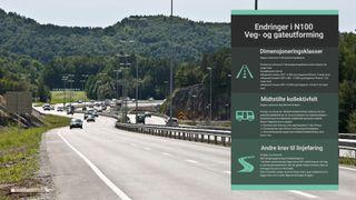 Slik blir de nye veiene i Norge om Vegvesenet får det som de vil