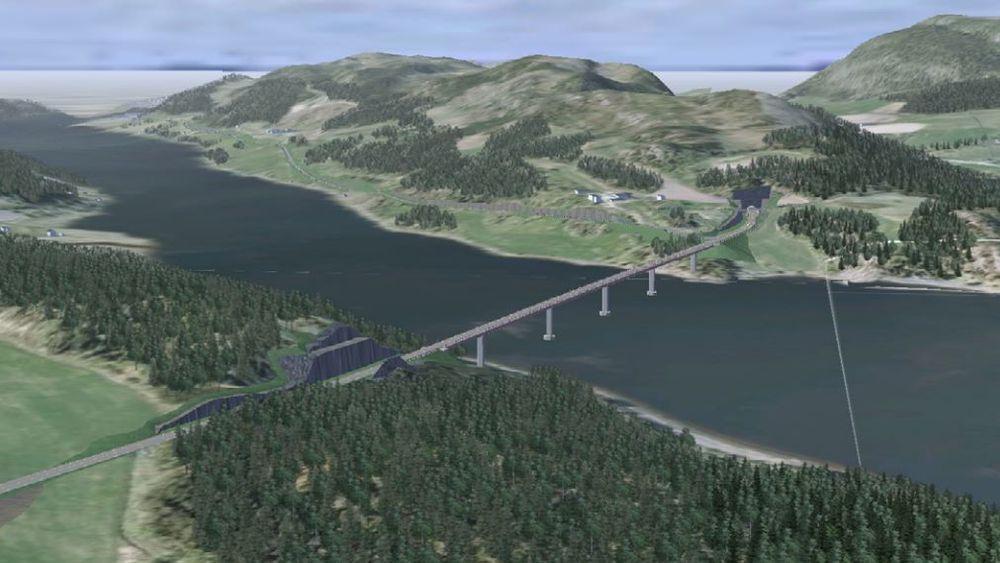 Fylkesrådet utsetter avgjørelsen om hvem som skal få bygge Beitstadsundbrua etter klage fra kineserne.