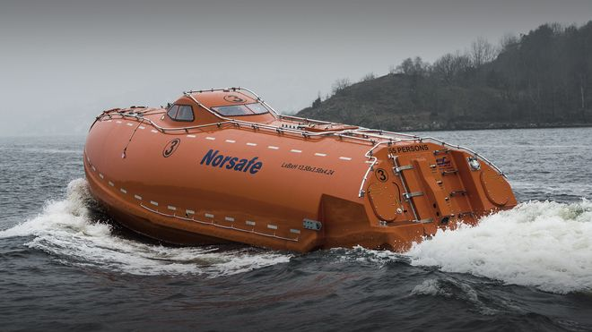 Norsk skipsutstyr og teknologi selges ut av landet – med ett klart unntak