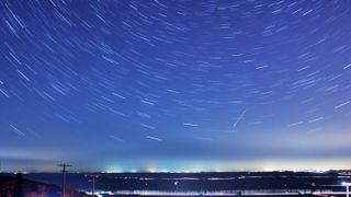 Restene etter «verdens mest berømte komet» kan gi meteorregn i helga